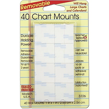 Miller Studio Magic Mounts Chart Mount, 240/Bundle