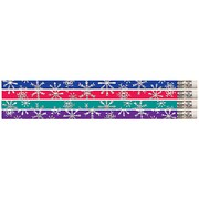 Musgrave Pencil Company Snowflake Blitz Pencil Assortment, 12/Pack