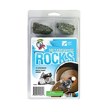American Educational Products Explore With Me Geology® Metamorphic Rocks
