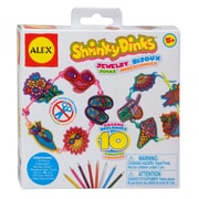 Alex Toys – Ensemble de bijoux amusants Shrinky Dinks (ALE493J)