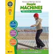 Classroom Complete Press Force & Motion Series Simple Machines Book