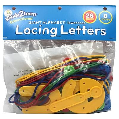 Center Enterprises Ready2Learn™ Lowercase Lacing Alphabets