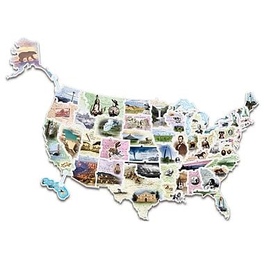 Chenille Kraft Multicolour Puzzle Map, 30