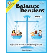 The Critical Thinking Co™ Balance Benders™ Level 1 Book, Grades 4 - 12
