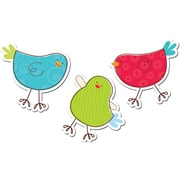 "Creative Teaching Press® 6"" Designer Cut-Outs, Tweeting Birds"