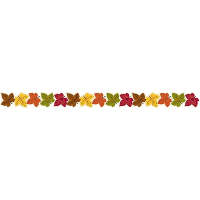 Creative Teaching Press® Maple Leaves Border, Grades Toddler - 12 (CTP7113)