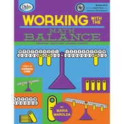 Didax Working With The Math Balance CD and Book