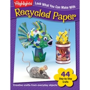 "Essential Learning™ ""Look What You Can Make With Recycled Paper"" Book, Grade PreK - 12 (ELP091534)"