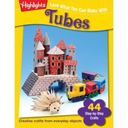 "Essential Learning™ ""Look What You Can Make With Tubes"" Book, Grade PreK - 12 (ELP397677)"