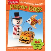 """Essential Learning™ """"Look What You Can Make With Paper Bags"""" Book, Grade PreK - 12 (ELP397717)"""