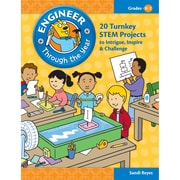 Essential Learning – Livre Engineer Through The Year, Grades K - 2, anglais