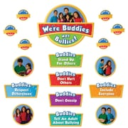 Edupress® Bulletin Board Set, We're Buddies Not Bullies