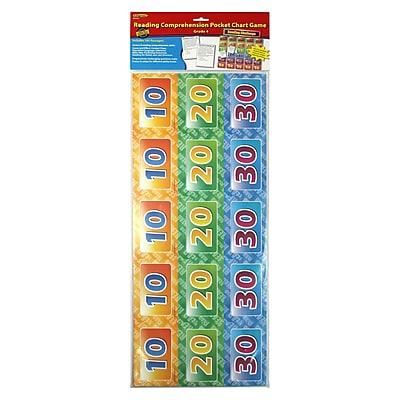Edupress® Reading Comprehension Pocket Chart Games, Grade 4