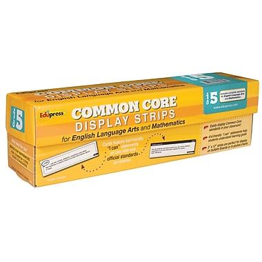 Edupress EP3588 Common Core State Standard Display Strips, Grade 5