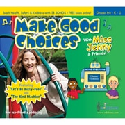 Edutunes® Make Good Choices With Miss Jenny & Friends CD