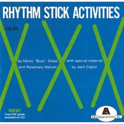 Educational Activities Rhythm Stick Activities CD