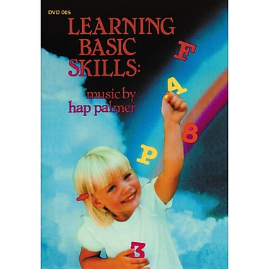Educational Activities Learning Basic Skills DVD (ETADVD005)