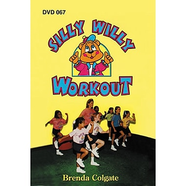Educational Activities Silly Willy Workout DVD (ETADVD067)