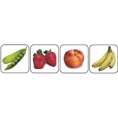 Eureka® Stickers, Fruits & Vegetables