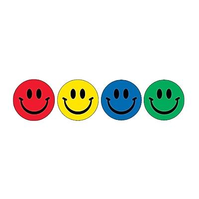 Eureka® Stickers, Smiles, 120/Pack