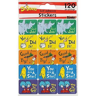 Eureka® Stickers, Dr Seuss™ Success
