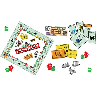Eureka® Mini Bulletin Board Set, Monopoly™