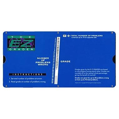 E-Z Grader Large Print Royal Blue Grader (EZ-7200)
