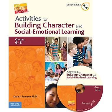 Free Spirit Publishing® Activities for Building Character Social Emotional Book