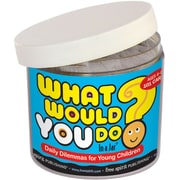 "Free Spirit Publishing® ""What Would You Do? In a Jar"" Character Education Book (9781575424200)"