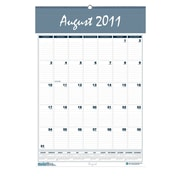 House Of Doolittle® 12 Months Wall Calendar, Blank, Aug-Jul