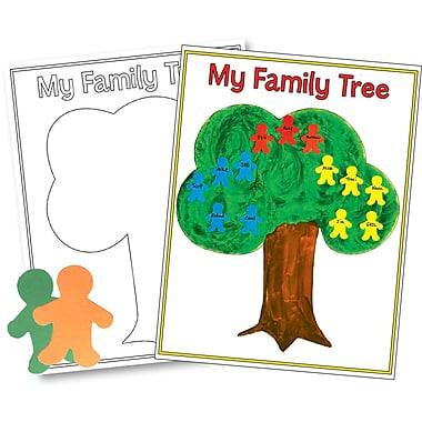 Hygloss My Family Tree Poster (HYG30145)