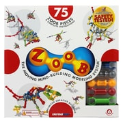 Infinitoy 75-Piece Zoob Construction Set (INF11075)