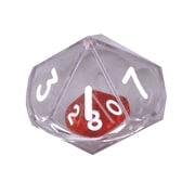 Koplow Games 10 Sided Double Dice Single