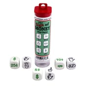 Koplow Games The Sign Of Money Dice Game, Grades 3 - 7