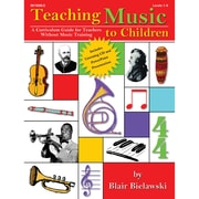 Milliken Lorenz Corporation – Livre « Teaching Music To Children », 1re à 6e année (LEP901060LE)