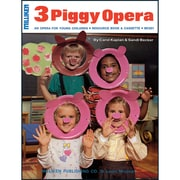 "Lorenz Corporation Milliken Musicals ""3 Piggy Opera"" Resource Book"