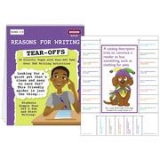 McDonald Publishing Reasons For Writing Tear Offs Activity Book, Grade 4 - 9