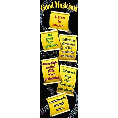 McDonald Publishing What Good Musicians Do Colossal Poster