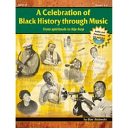 Lorenz Corporation A Celebration of Black History through Music Book, Grades 4 - 6