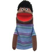 Get Ready Kids® African American Half Body Family Boy Puppet