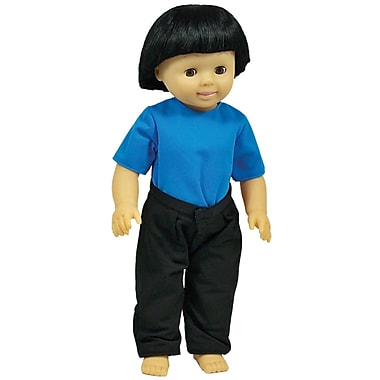 Get Ready Kids® Asian Boy Multicultural Doll, 16