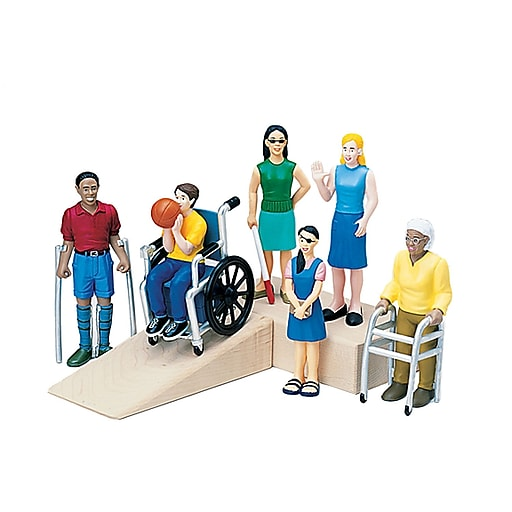 Marvel Education Friends With Diverse Abilities Figurine Set (MTC164)