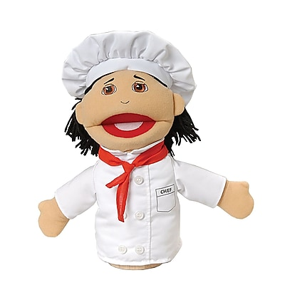 Marvel Education Chef Multi Ethnic Career Puppet, 9
