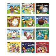 Newmark Learning Rising Readers 12 Titles Nursery Rhyme Tales 1 Single Copy Book Set