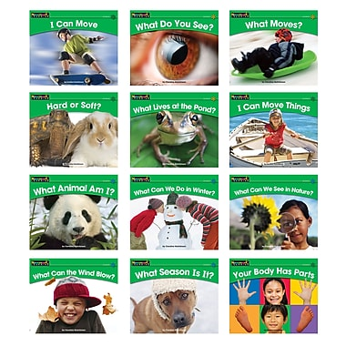 Newmark Learning Rising Readers Science Book, Volume 1, 12/Set (NL-0801)