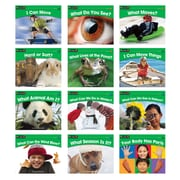"""Newmark Learning """"Rising Readers: Science Volume 1"""" Single Copy Book Set, 12 Titles (NL-0801)"""