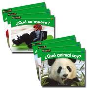 Newmark Learning En Espanol Rising Readers Science Volume 1 Book