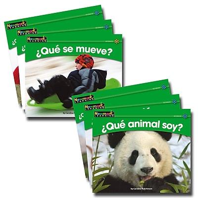 Newmark Learning En Español Rising Readers Science Volume 1 Book, 12/Set