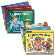 Newmark Learning En Espanol Rising Readers Fiction Nursery Rhyme Tales Volume 2 Book