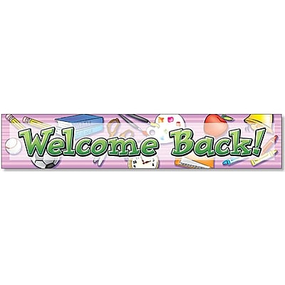 North Star Teacher Resources Welcome Back! Banner